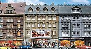 Faller 130449 OO/HO Scale Model Kit BELARIA CITY CINEMA TOWNHOUSE