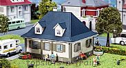 Faller 130459 OO/HO Scale Model Kit BACHSTRASSE 3 RESIDENTIAL BUILDING