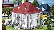Faller 130460 OO/HO Scale Model Kit BACHSTRASSE 5 RESIDENTIAL BUILDING