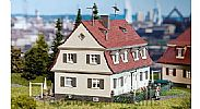 Faller 130463 OO/HO Scale Model Kit DUPLEX HOUSE