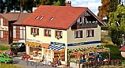 Faller 130489 OO/HO Scale Model Kit BUTCHERS AND BAKERS SHOP