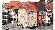 Faller 130493 OO/HO Scale Model Kit OLD CITY CAFE