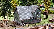 Faller 130519 OO/HO Scale Model Kit FORESTERS LODGE