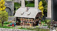 Faller 130573 OO/HO Scale Model Kit BLACK FOREST HOUSE