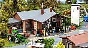 Faller 130579 OO/HO Scale Model Kit AGRICULTURAL WORKSHOP