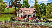 Faller 130594 OO/HO Scale Model Kit OLD GATEHOUSE RESTAURANT V