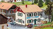 Faller 130596 OO/HO Scale Model Kit PENSION RHEINBLICK – GUEST HOUSE