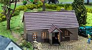 Faller 130601 OO/HO Scale Model Kit TEXEL SMALL COTTAGE