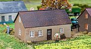 Faller 130602 OO/HO Scale Model Kit VLIELAND SMALL COTTAGE