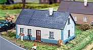 Faller 130603 OO/HO Scale Model Kit BALLUM SMALL COTTAGE
