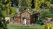 Faller 130605 OO/HO Scale Model Kit NORWEGIAN HOUSE