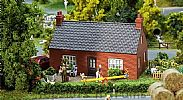 Faller 130609 OO/HO Scale Model Kit CLINKER HOUSE - NORTH GERMAN BRICK BUILT