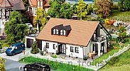 Faller 130641 OO/HO Scale Model Kit 1980s PREFABRICATED HOUSE