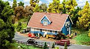 Faller 130660 OO/HO Scale Model Kit SWEDISH VILLAGE SHOP