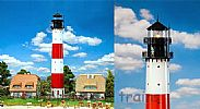 Faller 130670 OO/HO Scale Model Kit WESTERHEVERSAND LIGHTHOUSE