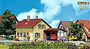 Faller 131358 OO/HO Scale Model Kit HOBBY SERIES - SETTLERS HOUSE
