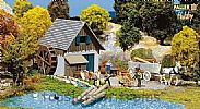 Faller 131362 OO/HO Scale Model Kit HOBBY SERIES - SMALL MILL
