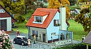 Faller 131363 OO/HO Scale Model Kit HOBBY SERIES - SMALL 2-STOREY FAMILY HOUSE