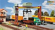 Faller 131368 OO/HO Scale Model Kit HOBBY SERIES - CONTAINER CRANE