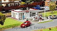 Faller 131369 OO/HO Scale Model Kit HOBBY SERIES - SERVICE STATION