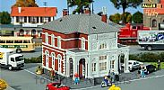 Faller 131381 OO/HO Scale Model Kit HOBBY SERIES - CIVIC OFFICE BUILDING