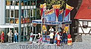 Faller 140444 OO/HO Scale Fairground Model Kit FUNFAIR BOOTH - XXL FRENCH FRIES