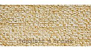 Faller 170810 OO/HO Scale Decorative Sheet 2 X QUARRY DECORATIVE SHEETS - 370 x 125 x 6 mm