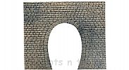 Faller 170830 OO/HO Scale Decorative Panel TUNNEL PORTAL - SINGLE TRACK FOR STEAM/CATENARY