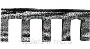 Faller 170892 OO/HO Scale Decorative Panel GALLERY - NATURAL STONE CUBOID