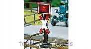 Faller 180630 OO/HO Scale Electronics 2 X CROSSING SIGNALS - ST ANDREWS CROSS