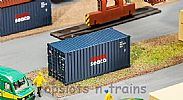 Faller 180835 OO/HO Scale Model 20FT SHIPPING CONTAINER - SEACO
