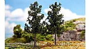 Faller 181312 OO/HO Scale Trees 2 X PREMIUM SPRUCE TREES - 150 mm