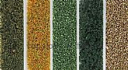 Faller 181389 OO/HO/N Scale Foliage FOLIAGE MATERIAL AUTUMN MIX – 5 VARIETIES