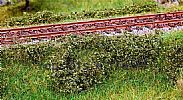 Faller 181616 OO/HO/N Scale Foliage CLUMP FOLIAGE – DARK GREEN 300 x 200 mm