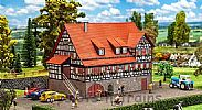 Faller 191713 OO/HO Scale Model Kit ZUR TALMUHLE INN - MODEL OF THE MONTH