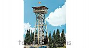 Faller 191720 OO/HO Scale Model Kit RIESENBUHL VIEWING TOWER - LOOKOUT