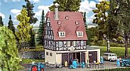 Faller 191722 OO/HO Scale Model Kit FORGE / HAMMERSMITH SHOP - MODEL OF THE MONTH