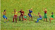 Faller 153050 HO/OO 1-87 Scale Figures FAIRGROUND VISITORS X 8 FIGURE SET