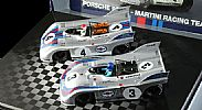 Nsr-SET10 Limited Edition PORSCHE 908/3 NURBURGRING 1971 MARTINI RACING