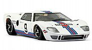 Nsr-0140-SW FORD GT40 MKI MARTINI RACING WHITE EDITION NO 9