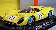 Slot.It Policar SI-CAR06B FERRARI 412P SPA 1967 MAIRESSE/BEURLYS