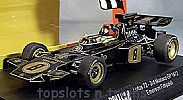 Slot.It Policar SI-CAR02C JPS LOTUS 72 F1/GP 1972 MONACO EMERSON FITTIPALDI
