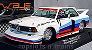 Racer Sideways SW58B BMW 320 GROUP 5 TURBO 1978 EDDIE CHEEVER