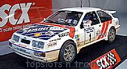 Scx 65050 MCRAE FORD SIERRA COSWORTH MANX RALLY LTD