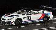 Racer Sideways SWCAR03A BMW M6 GT3 M POWER NO 1