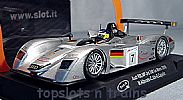Slot.It SI-CA33C AUDI R8 LMP LE MANS 2000 ALBORETO / ABT / CAPELLO