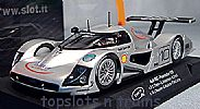 Slot.It SI-CA12D AUDI R8C RELOADED PRESENTATION 1999 NO 10