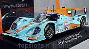 Slot.It SI-CA39B GULF LOLA B12/80 24HR LE MANS 2012 GULF RACING