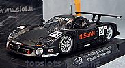 Slot.It SI-CA05F NISSAN R390 GT1 TEST CAR LE MANS 1997