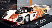 Slot.It SI-SC02A PORSCHE 956 LH GROUP C ESPANA DE SLOT 2019 LTD